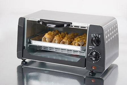 toaster oven cooking lifeskill secrets. Black Bedroom Furniture Sets. Home Design Ideas